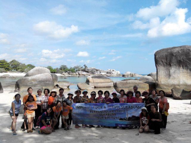 Paket Wisata Belitung 3 Hari 2 Malam 3d2n Lengkap