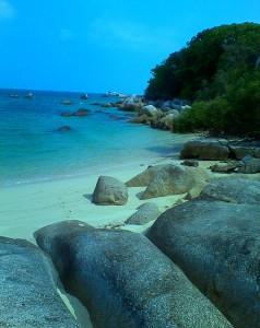 pulau putri bangka