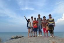 Pantai Tikus Bangka