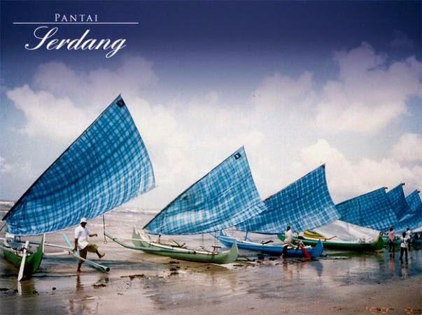 Tour Belitung Pantai Serdang dan Pantai Nyiur Melambai