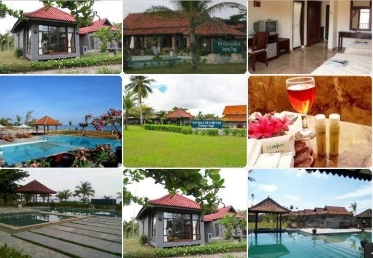 Lorin belitung hotel resort
