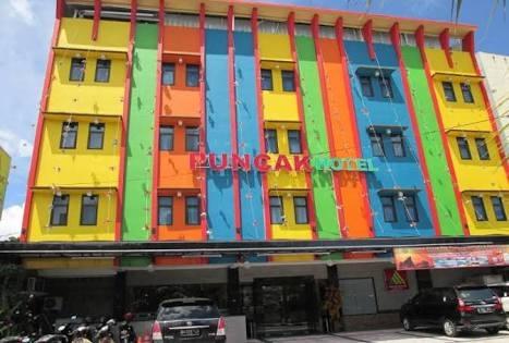Puncak hotel belitung
